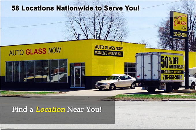 57 Locations Nationwide to Serve You