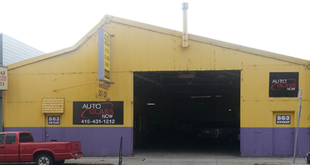 Auto Glass Now in San Francisco, C