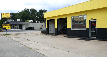 Auto Glass Now in Greenville, SC