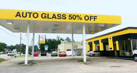 Auto Glass Now in Greenville, NC